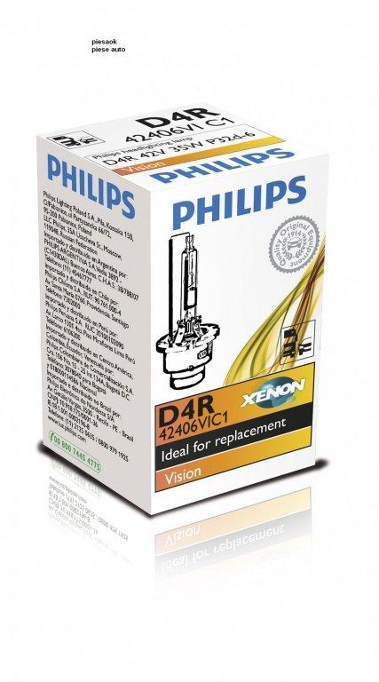 Bec Philips D4R Vision 42V 35W