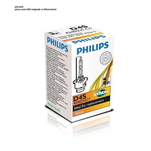Bec Philips D4S Vision 42V 35W xenon