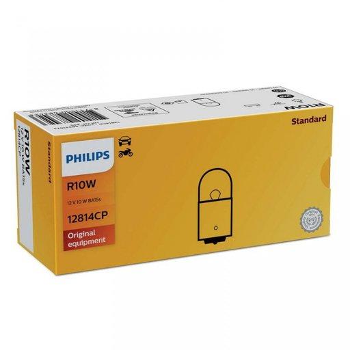 Bec Philips R10W 12V 10W 12814CP