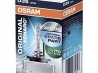 Bec Xenon Osram D3S Xenarc 42V 35W 66340