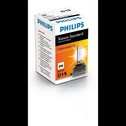 Bec xenon Philips D1S 85V 35W PK32D - 2 bucati
