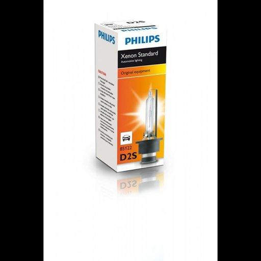 Bec xenon Philips D2S 85V 35W P32D - 2 bucati