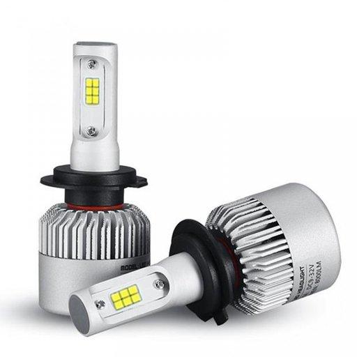 Becuri/Bec LED S2 Lumileds cu chip Philips H11 - (set becuri)