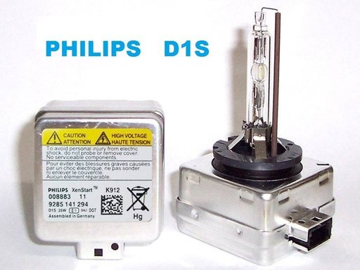 Becuri Xenon D1s Osram / Philips