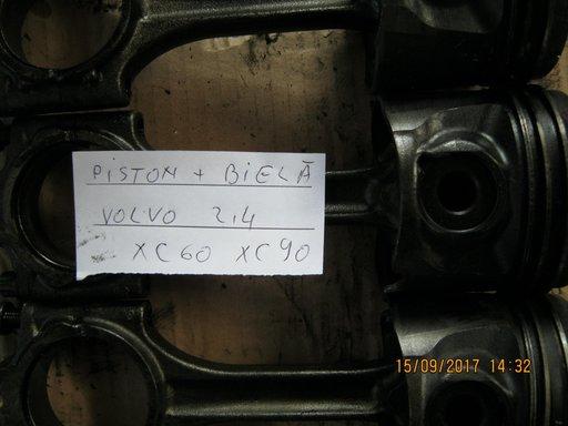 BIELA MOTOR VOLVO XC 60, XC90 2,4 DIESEL D5244 T