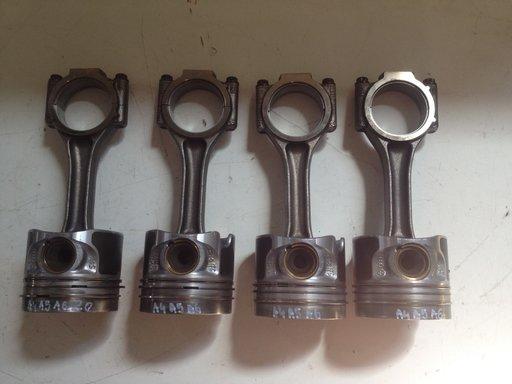 BIELE PISTON AUDI A4 A5 A6 Q5 GOLF 6 2.0 TDI ( motor CAHA - CAG )
