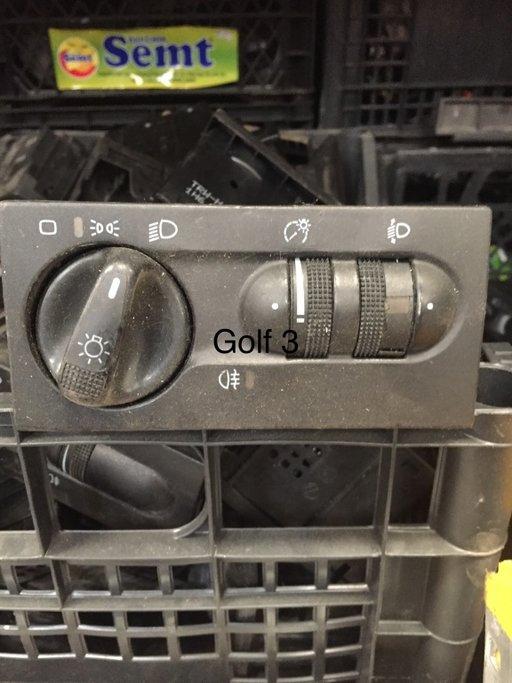 Bloc lumini Vw Golf III