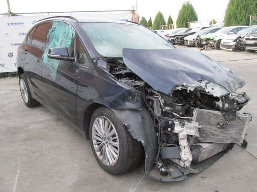 BMW 218 din 2014