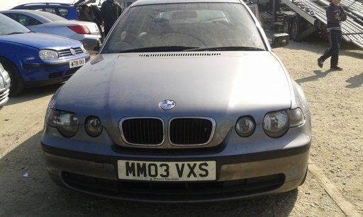 BMW 318 E46 2001-2005, 1.8 vvti