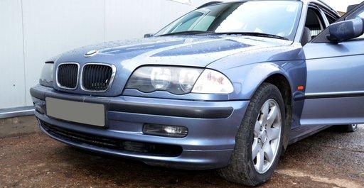 BMW 318i 1.9Benzina E46 Brek gri sobolan Volan Dreapta M43 118cp 87kw