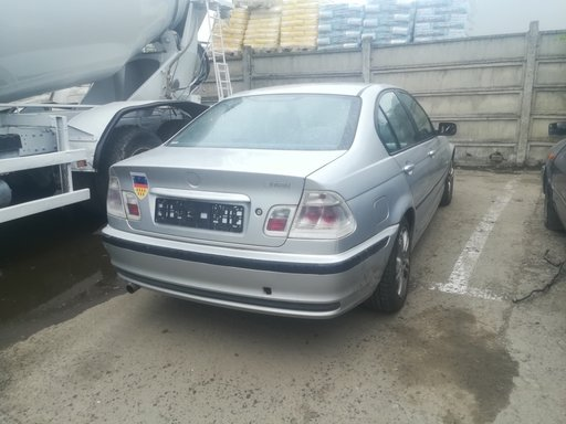 BMW 318i E46 an 2001 volan stanga