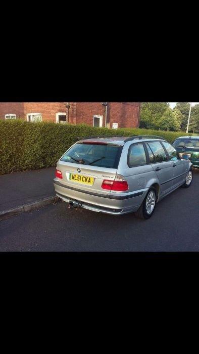 BMW 320 D e46 Sedan Touring