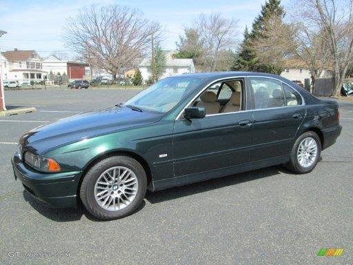 BMW 530D, motor 3.0D, an 1999