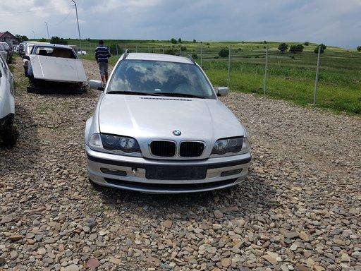 BMW E 46 AN 2001 DIESEL 136 CP