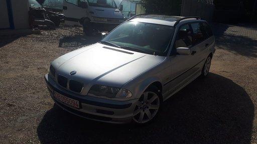 BMW E46 320d an 2001 136cp