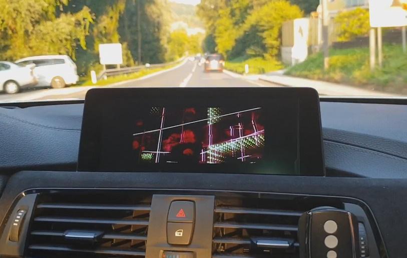 BMW Video in Motion NBT EVO ID4 ID5 ID6 BMW G30 G11 F30 F32 F34 X5 G05 F15  X6 F16
