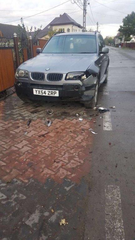 BMW X3 2.5 benzina 2005