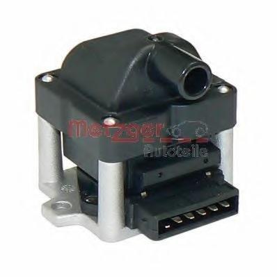 Bobina de inductie AUDI 80 Avant (8C, B4), SEAT TOLEDO  (1L), VW PASSAT (3A2, 35I) - METZGER 0880071