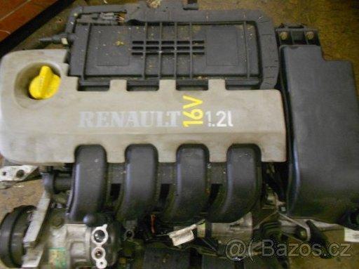 Bobina de inductie Renault Clio 1.2 16v