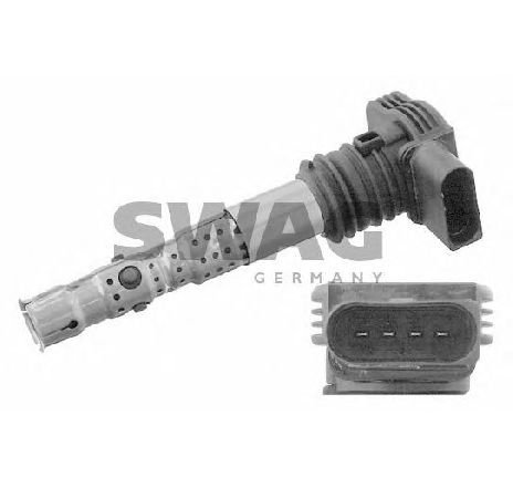 Bobina de inductie VW POLO ( 9N ) 10/2001 - 01/2012 - producator SWAG 30 92 7470 - 304804 - Piesa Noua