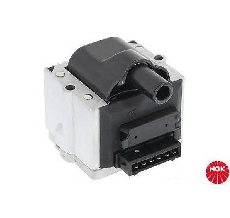 Bobina de inductie VW TRANSPORTER IV BUS ( 70XB, 70XC, 7DB, 7DW, 7DK ) 09/1990 - 04/2003 - piesa NOUA - producator NGK 48039 - 300463