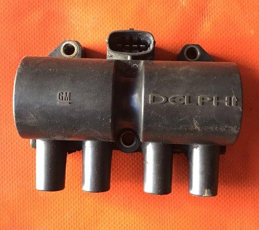 Bobina Inductie Opel Astra G 1.6 benzina 8Valve 1998-2004 DELPHI