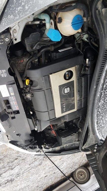 Bobina inductie Seat Altea 2008 Hatchback 2.0tfsi