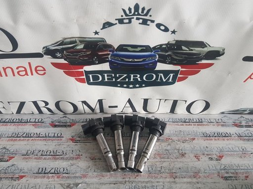 Bobina inductie Seat Leon 1M 1.6 benzina cod motor : BCB 036905715e