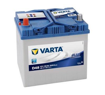 Bosch baterie 12v 60ah 540 a borne inverse + pe stanga
