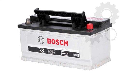 Bosch baterie 88A 740ah