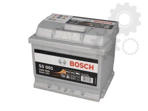 Bosch baterie s5 12v 52ah 520A