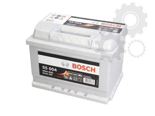 Bosch s5 baterie auto 12v 61ah 600A