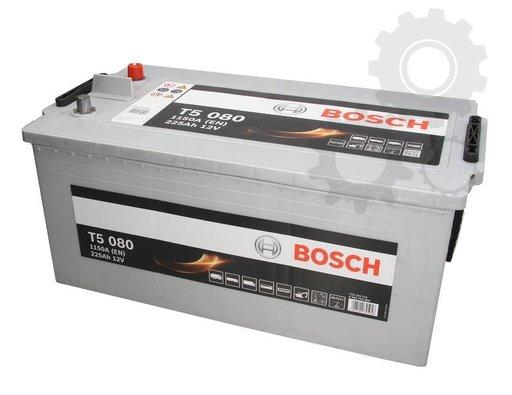Bosch t5 baterie camion 225ah 1150a