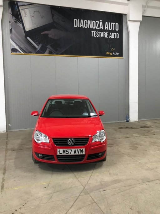 Brat dreapta fata VW Polo 9N 2008 Hatchback 1.4