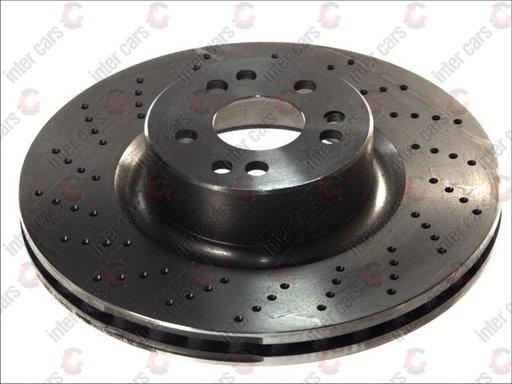 Brembo disc frana fata cu r360mm pt mercedes s-class(c215)