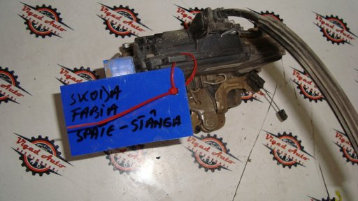 Broasca Skoda Fabia Sedan 2004 spate stanga