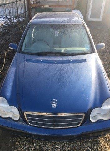 Broasca usa stanga spate Mercedes C-CLASS W203 2003 Limuzina 2148 cdi