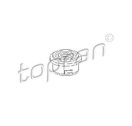 Bucsa, levier schimbare viteze VW CADDY II COMBI ( 9K9B ) 11/1995 - 01/2004 - piesa NOUA - producator TOPRAN 102 845 - 305393