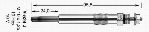 BUJIE INCANDESCENTA - NGK - 4520
