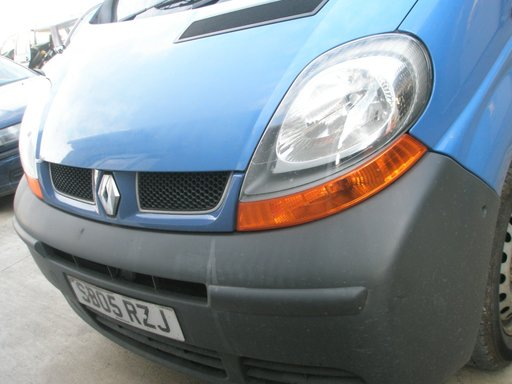 Bujii incandescente Renault Trafic model masina 2001 - 2007