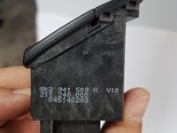 Buton avarie cu releu Audi A4 B8 2014 8K2 941 509 A / 8K2941509A