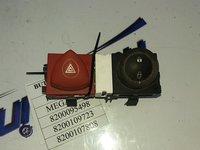 Buton avarie Renault Megane 2 8200095498 8200109723 8200107808