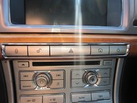 Buton avarii Jaguar XF 2.7 an 2008 - 2015