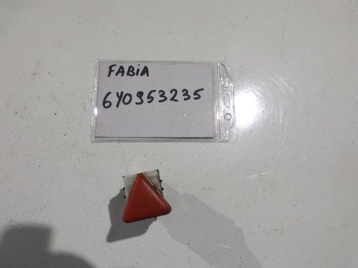 Buton avarii Skoda Fabia 6Y0953235 3