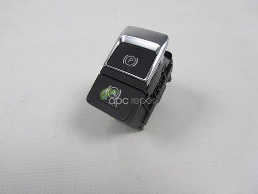 Buton Frana de mana Original Audi A7 / A6 4G cod 4G1927225
