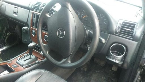 Buton frana mana Mercedes ML 270 CDI W163 an fabricatie 2004