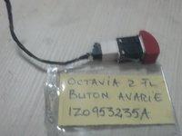Buton/releu avarie 1Z0953235A Octavia 2