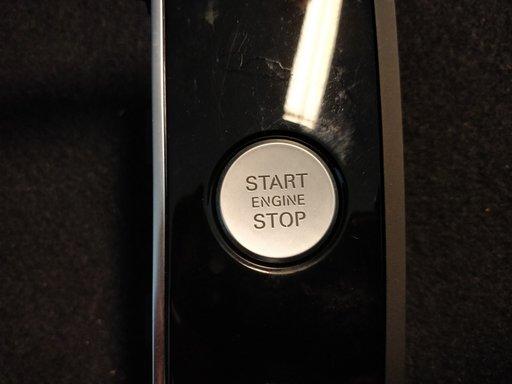 Buton Start Stop Audi A6 // A7 // A8 4G // 4H 2011 // 2015