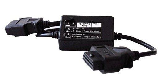 Cablu adaptor S.1279 lexia Nemo Bipper Boxer III Jumper III