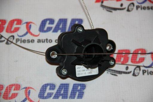 Cablu cutie automata Audi Q7 4M cod: 4M1713035A model 2017